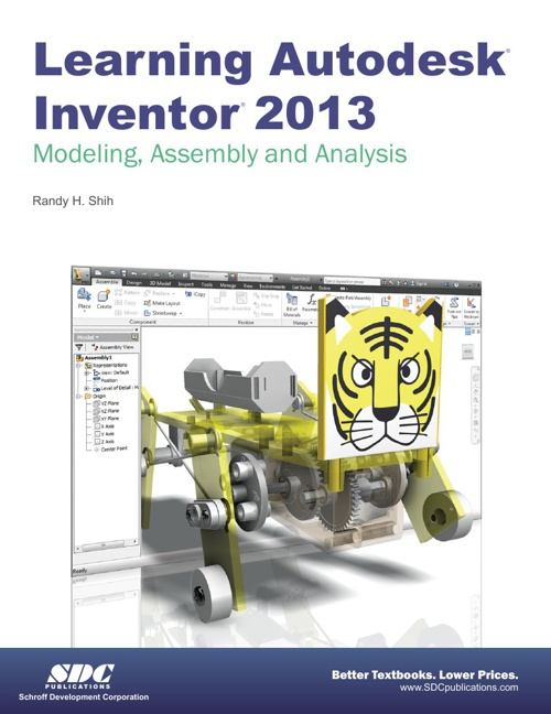 Learning Autodesk Inventor
