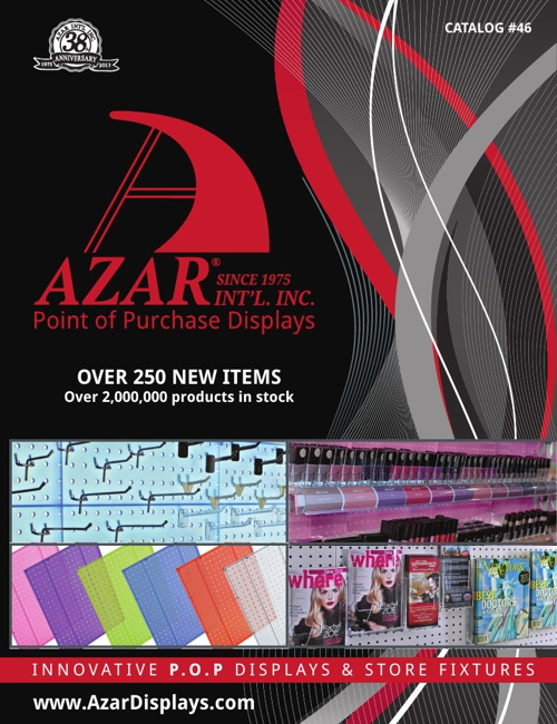 Azar Displays 2013 Catalog  #46