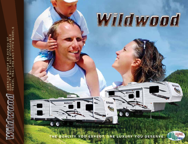 2012 Wildwood Rv brochure by Forest River