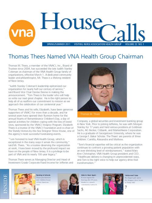 House Calls July 2011