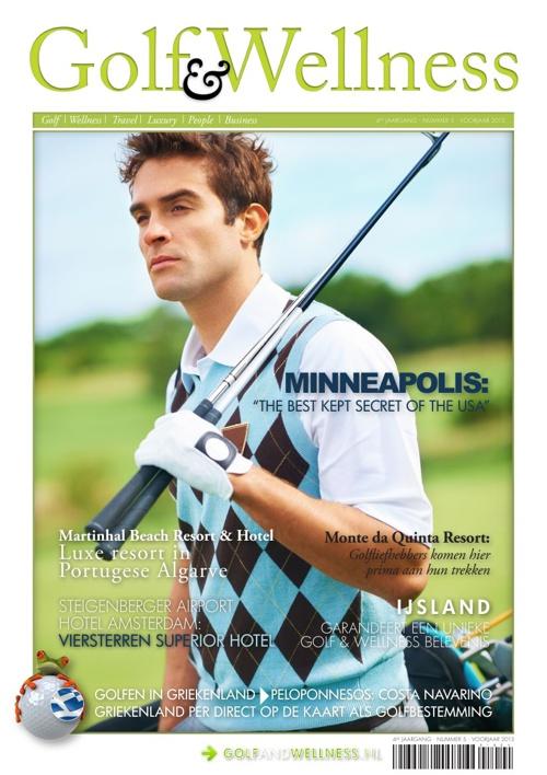 Golf & Wellness Voorjaar 2013