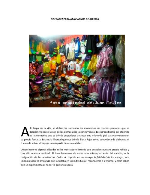 Copy of Copy of reportaje de la venta del disfraz