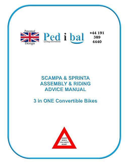 Scampa & Sprinta Assembly & Advice Manual