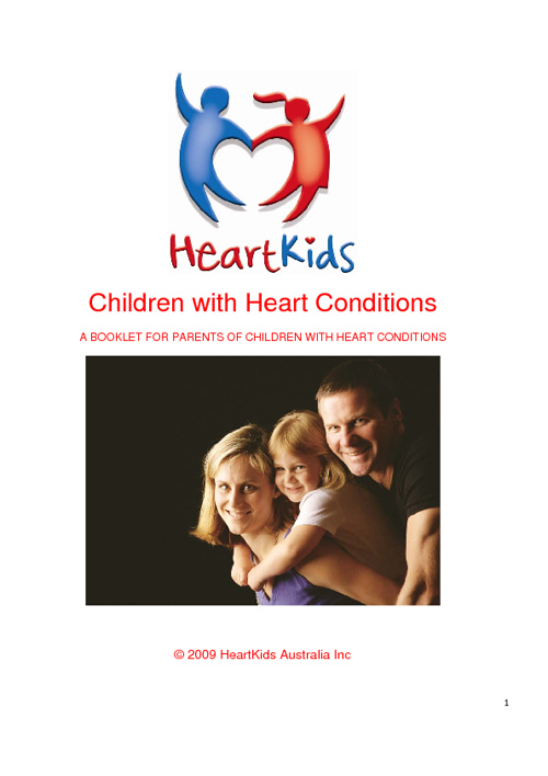 HeartKids Booklet