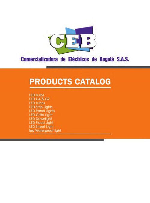 COMPLETE CEB E-CATALOG