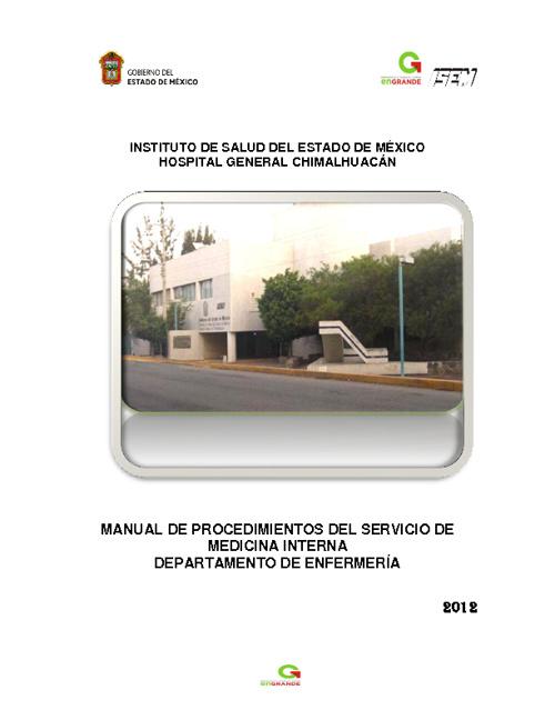 manual de procedimientos M.I