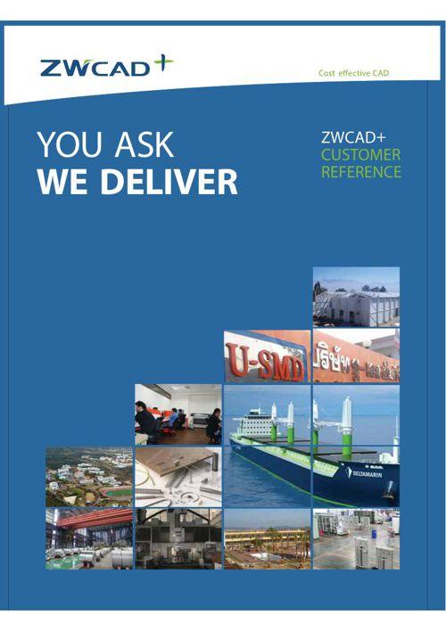 ZWCAD Customer Book