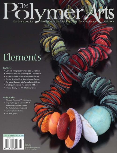 Sampler: ThePolymerArts Fall 2015 - Elements