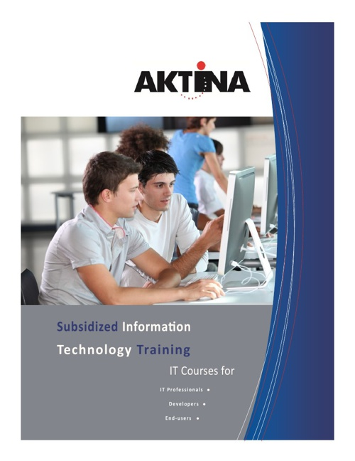 aktina IT FLYER 2013 FOR FLIPBOOK3