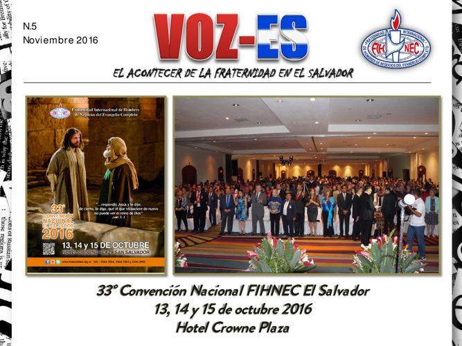 VOZ-ES N°5
