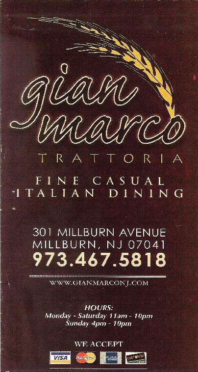 Millburn - Gian Marco