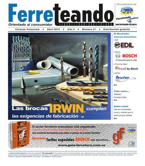FERRETEANDO - EDICIÓN 31