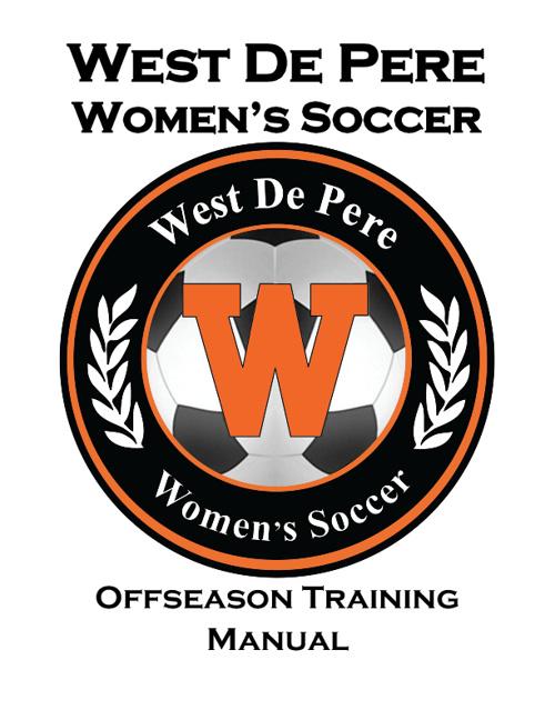 West De Pere Women's Soccer Training Packet