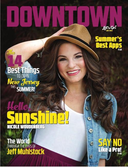 Downtown Magazine July 2014