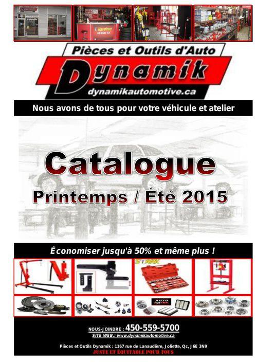 Dynamik Pièces et Outils automobile