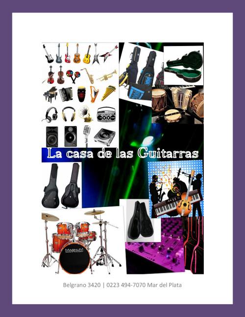 La casa de las Guitarras