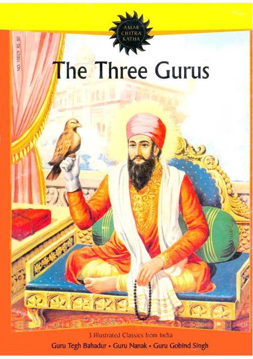 Guru Thej Bahadur