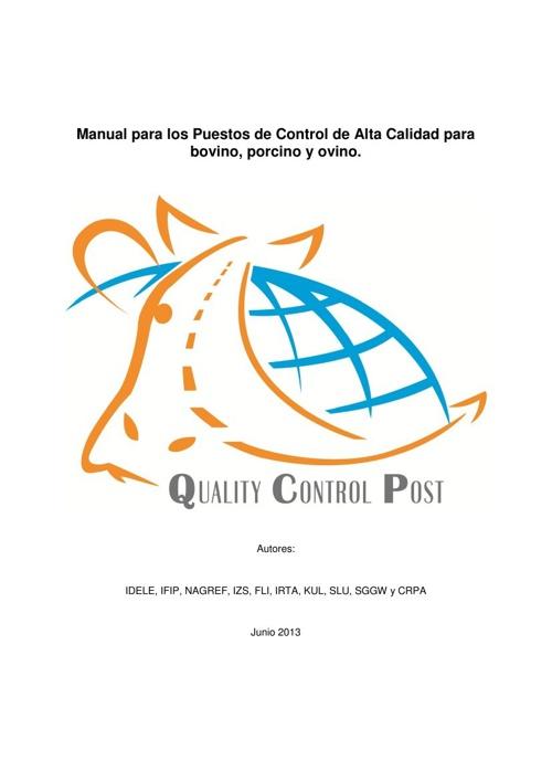 Quality Control Post (spanish)