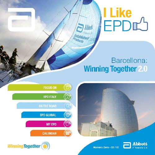 I Like EPD - Numero 0
