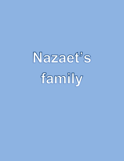 This is Nazaet's Family