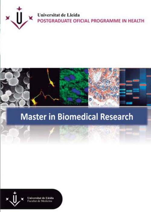 Master in Biomedical Research-UdL