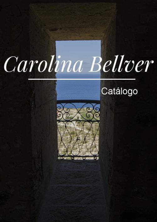 Carolina Bellver Catálogo