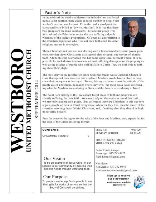 2014-SEP_WUMC_Newsletter