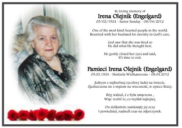 Irena Olejnik