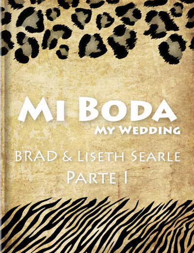 Brad and Liseth Searle's Wedding parte 1