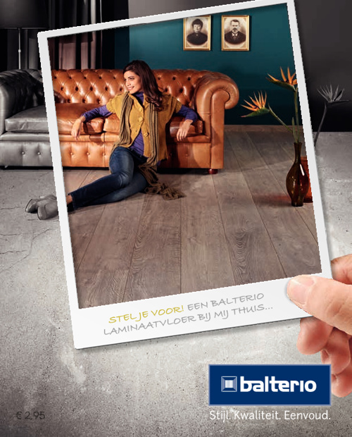 Balterio catalogus 2012
