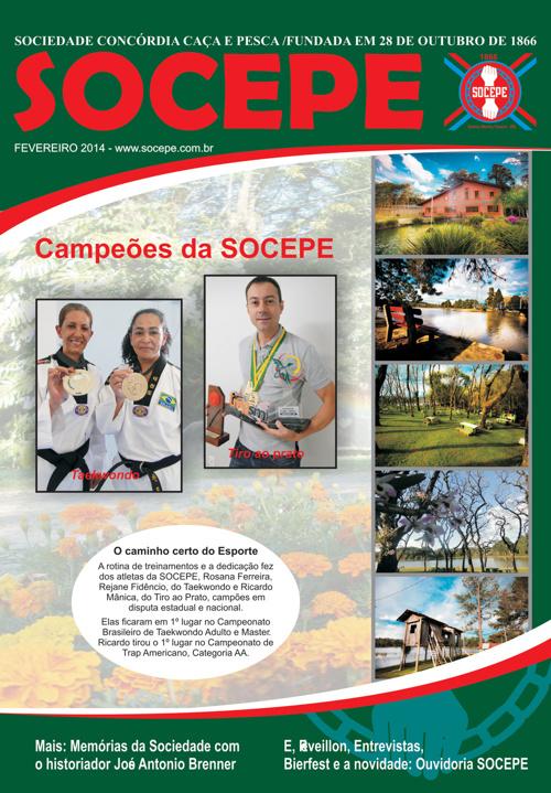 Revista SOCEPE - Março/2014