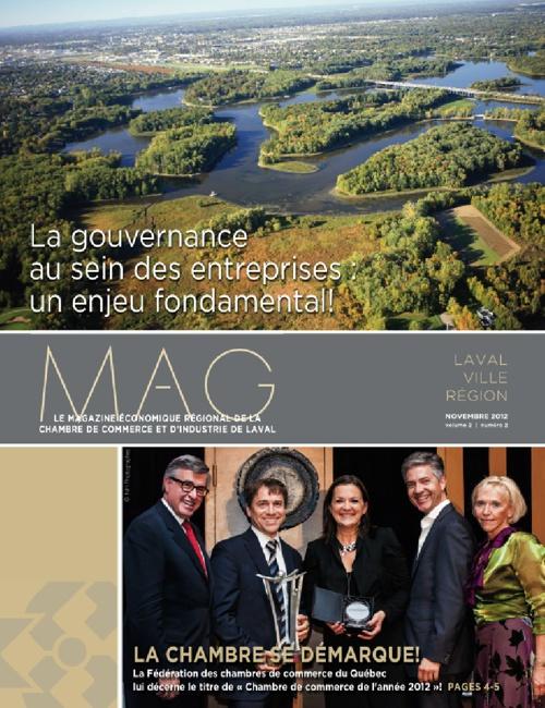 MAG 2.2 - Novembre 2012