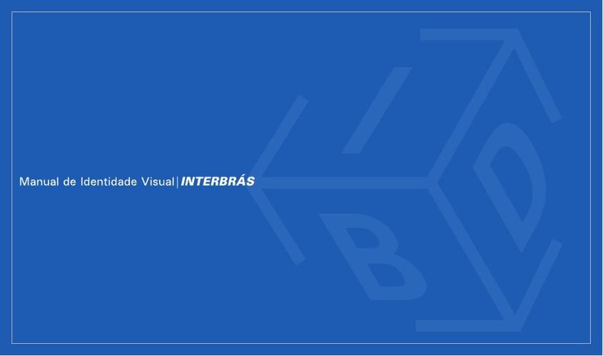 Manual de Identidade Visual Interbrás