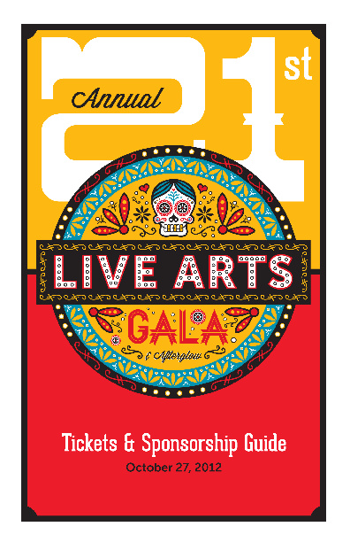 Gala Guide 2012