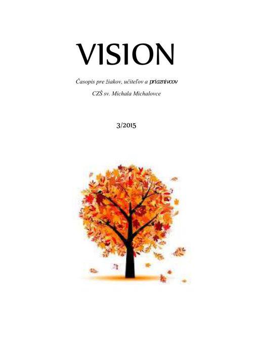 VISION - 3/2015