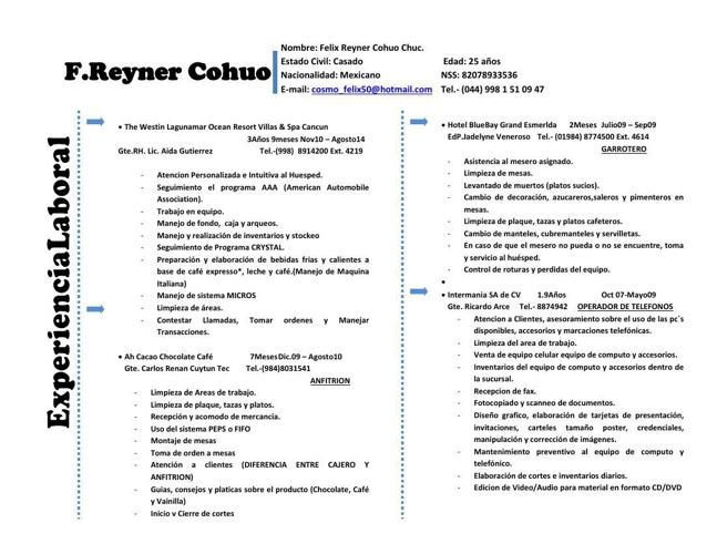 CV-FReyner