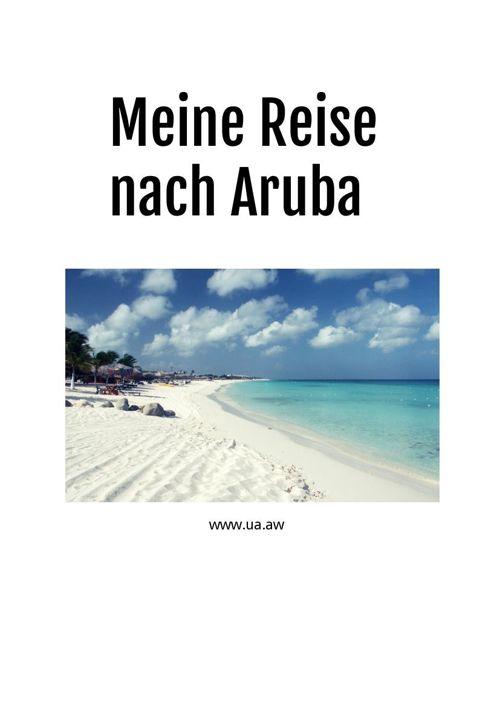Meine Reise nach Aruba