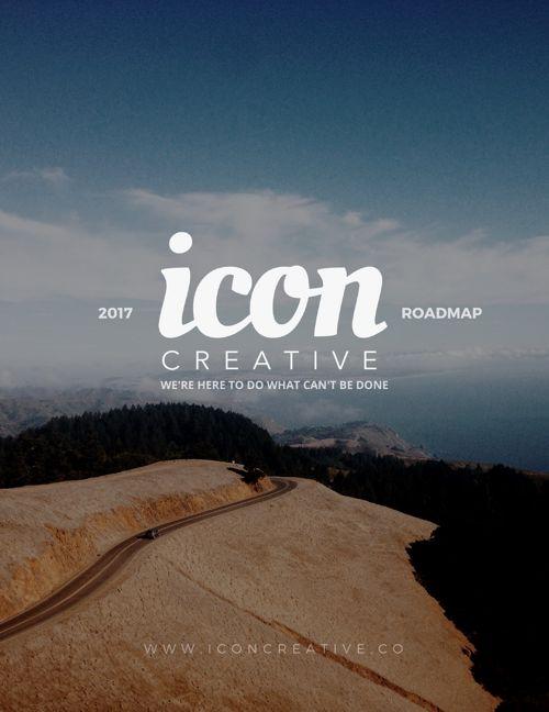 ICON Creative Roadmap 2017