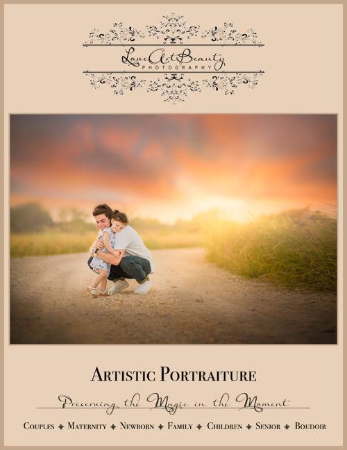 THE LOVE ART BEAUTY PHOTOGRAPHY PORTRAIT EXPERIENCE