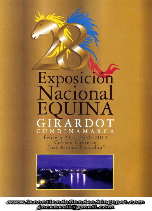 28 Exposición Nacional EQUINA