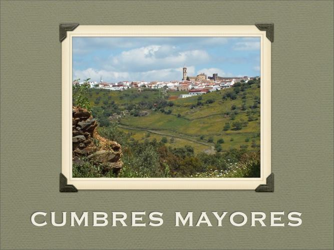 Cumbres Mayores