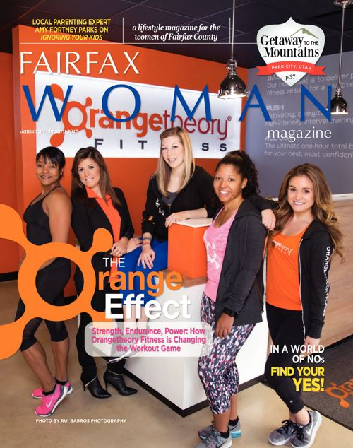 Fairfax Woman - January/February 2017