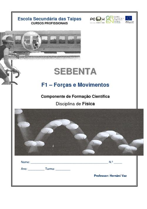 Forças e movimentos