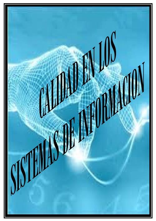 Libro calidad de la informacion