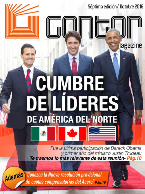 GONTOR Magazine Octubre 2016