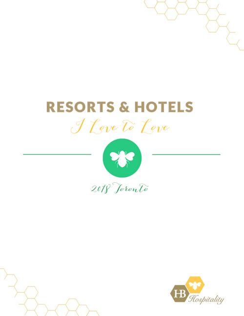 2018 Toronto Resort Guide