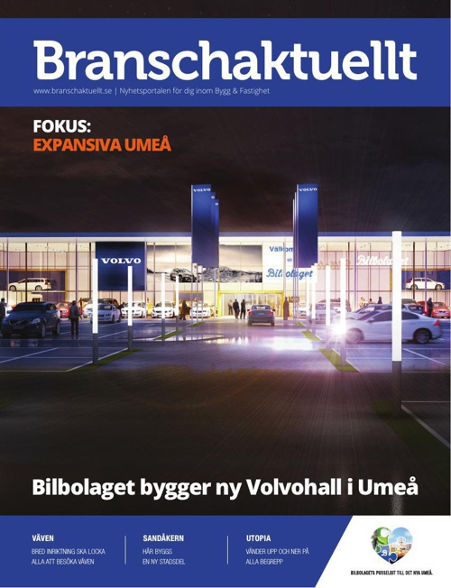 Umea - Branschaktuellt - special 2014