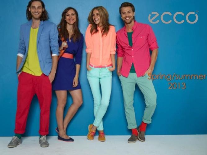 ECCO Spring/ Summer 2013