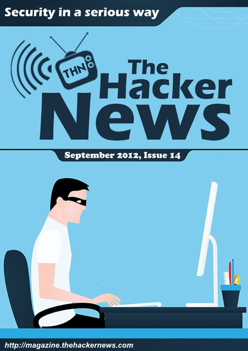 The Hacker News - September2012