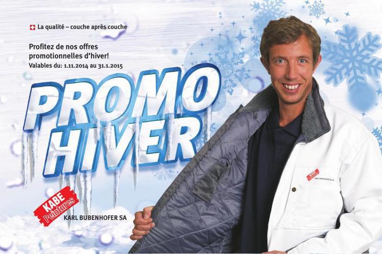 Promo Hiver 2014